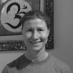 Iyengar Yoga teacher Deirdre Sheehan