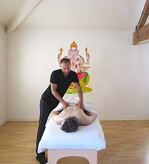 massage in Samadhi yoga drogheda